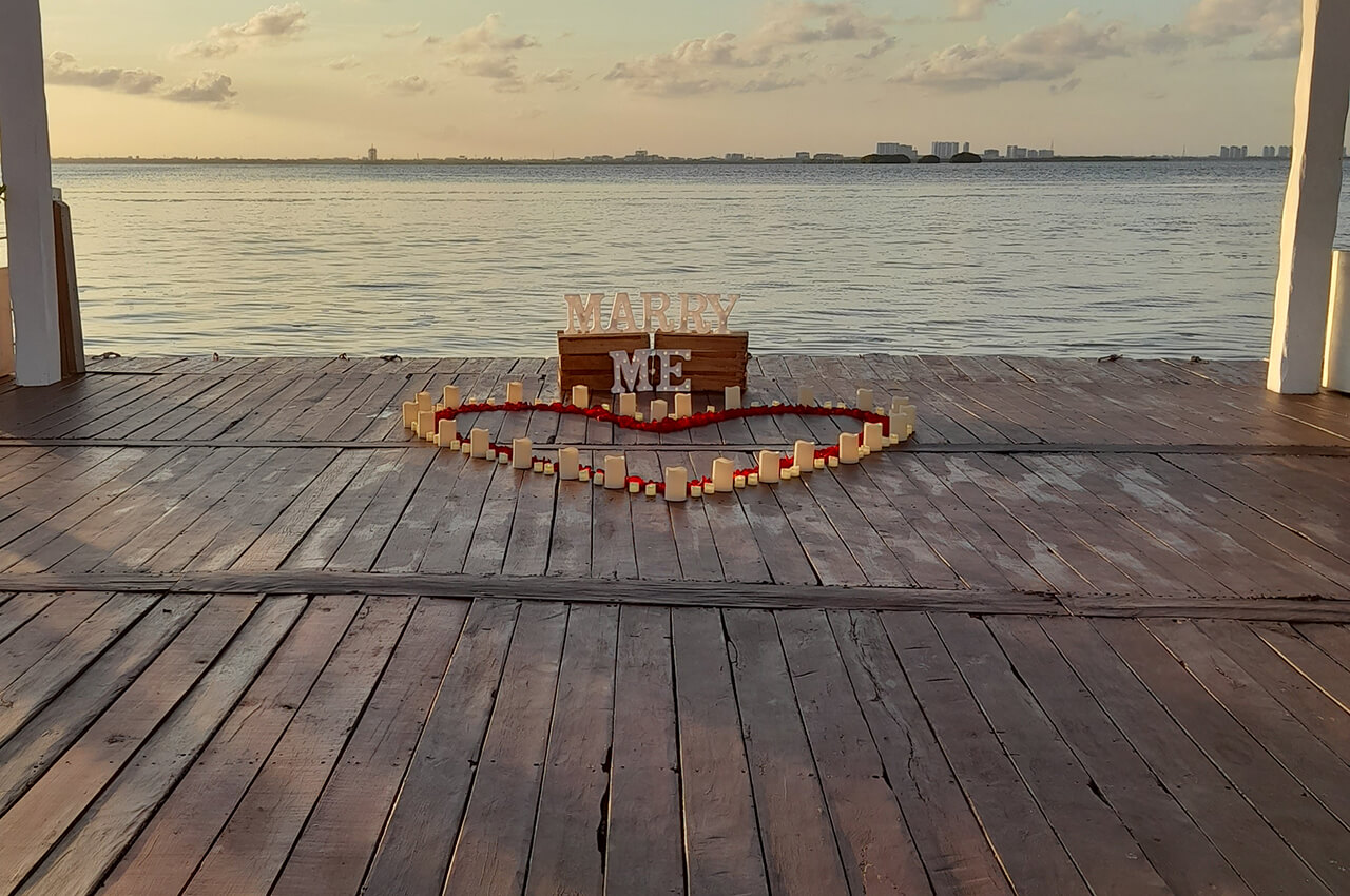 Cancun Lagoon Proposal
